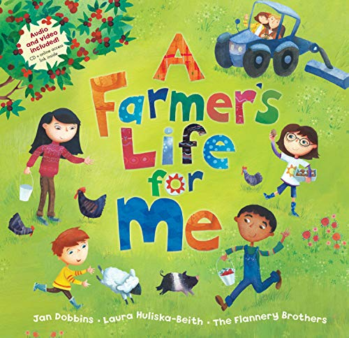 9781846867910: A Farmer's Life for Me (Barefoot Books Singalongs)