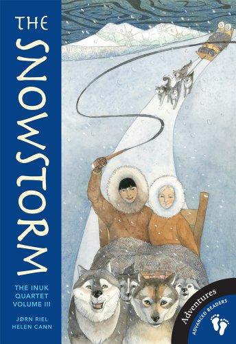 9781846867965: Inuk Quartet : The Snowstorm: Vol 3