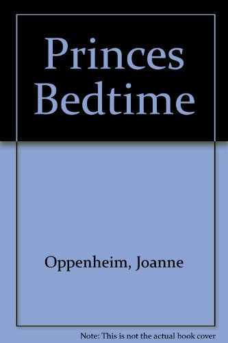 9781846868054: The Prince's Bedtime