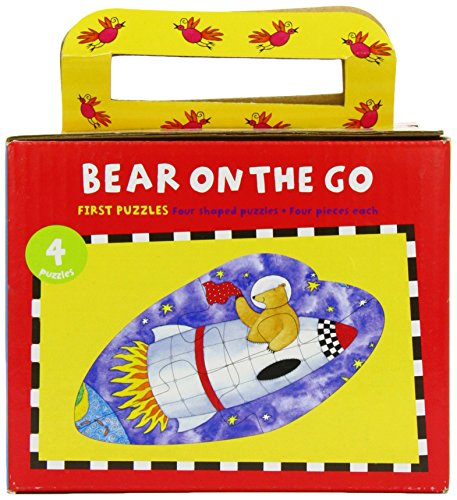 9781846868221: Bear on the Go First Puzzle