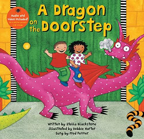 9781846868269: Dragon on the Doorstep PB w CDEX, A (Barefoot Books Singalongs)