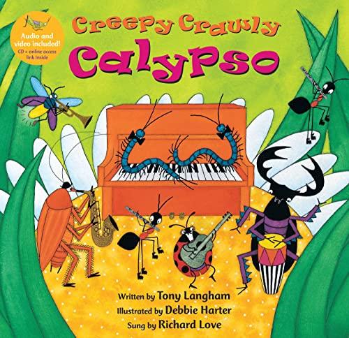 Creepy Crawly Calypso PB w CDEX: Tony Langham