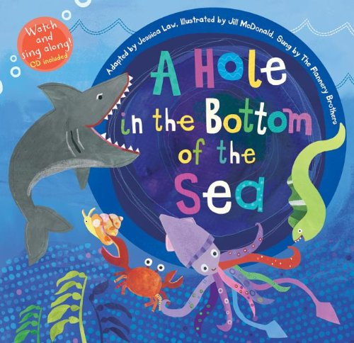 9781846868610: A Hole in the Bottom of the Sea [With Audio CD]