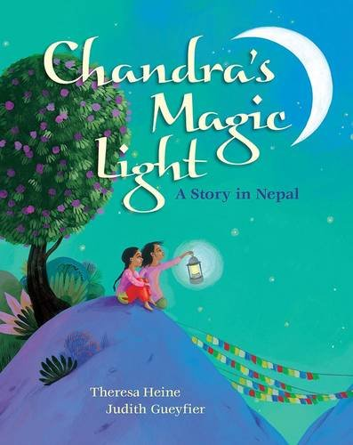 9781846868658: Chandras Magic Light: A Story in Nepal