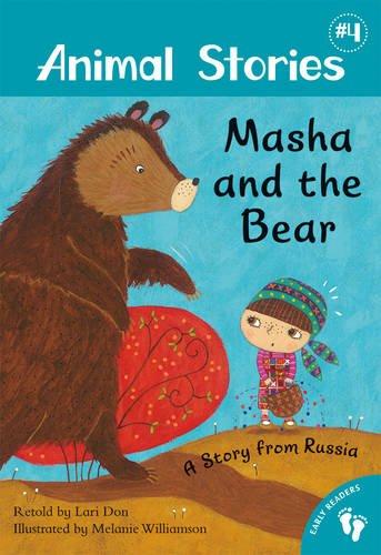 Masha and the Bear: Volume 4 (Aminal: Don, Lari