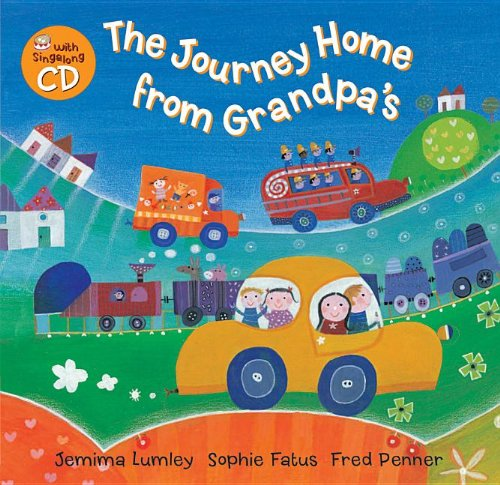 9781846868986: Journey Home from Grandpa