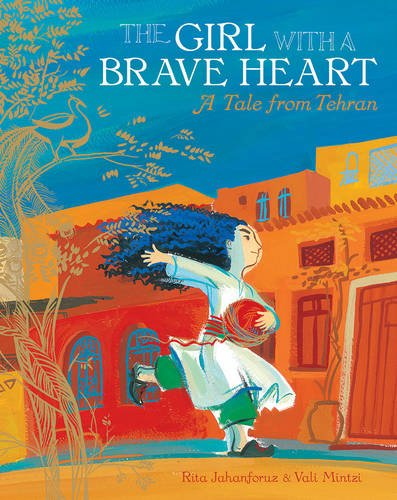9781846869280: The Girl with a Brave Heart