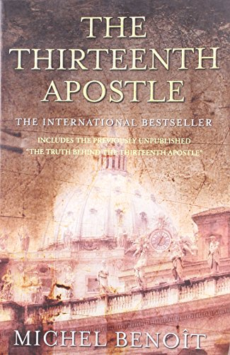 9781846880629: The Thirteenth Apostle