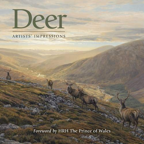 Deer: Artists' Impressions (Hardcover): Graham Downing