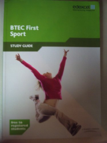 9781846901775: Btec First Sport, Study Guide (Edexcel)