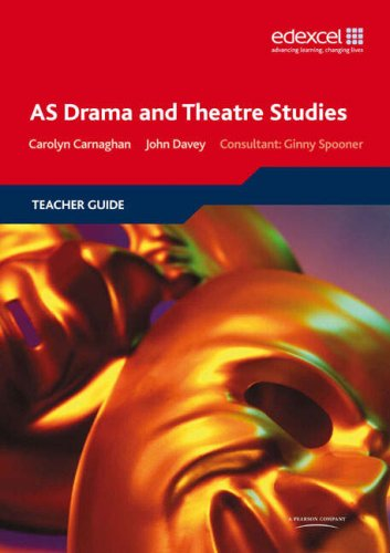 9781846902390: Edexcel AS Drama and Theatre Studies Planning, Teaching and Assessment Guide