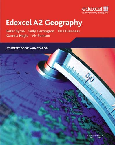 9781846903663: Edexcel A2 Geography SB with CD-ROM