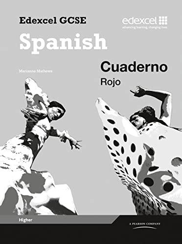 Edexcel Gcse Spanish Higher Workbook 8 Pack: Marianne Mathews