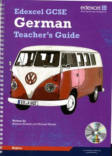 9781846904608: Edexcel GCSE German Higher Teachers Guide
