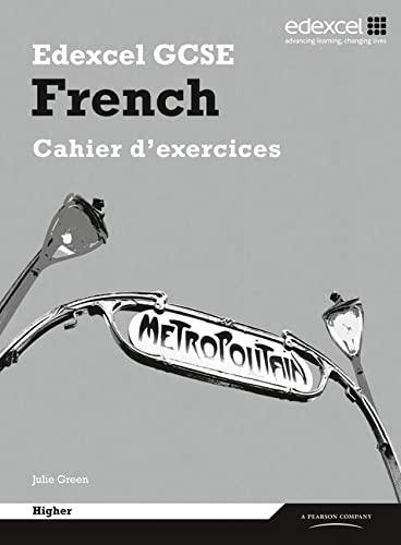 Edexcel GCSE French Higher Workbook Pack of 8 (Paperback): Julie Green
