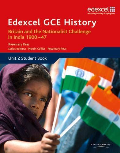 edexcel gce history a2 unit 4 coursework book