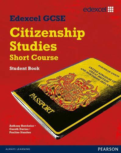 9781846905353: Edexcel GCSE Short course Citizenship Student Book