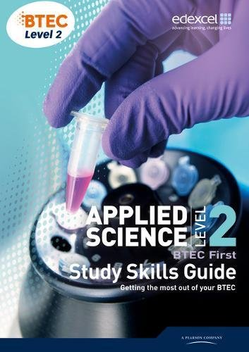 9781846905797: BTEC Level 2 First Applied Science Study Guide