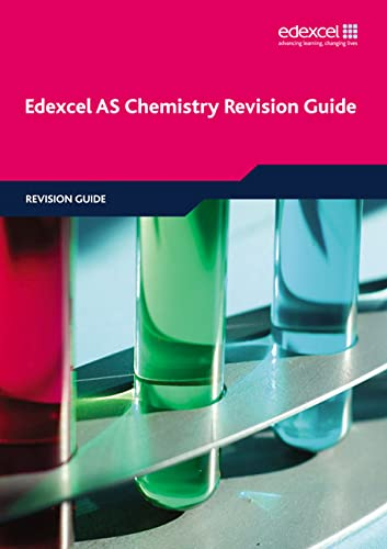 9781846905971: Edexcel AS Chemistry Revision Guide (Edexcel A Level Sciences)