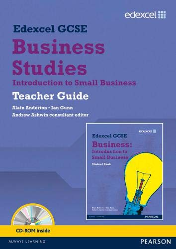 Edexcel GCSE Business: Introduction to Small Business Teacher Guide: Units 1, 2 and 6 (Mixed media ...