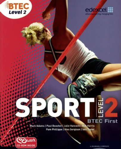 BTEC Level 2 First Sport Student Book: Adams, Mark, Harris,