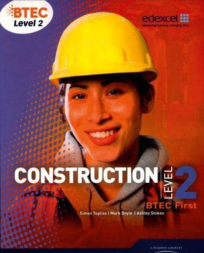 9781846906589: BTEC Level 2 First Construction Student Book (Level 2 BTEC First Construction)