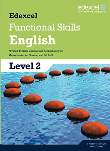 9781846906930: Edexcel Level 2 Functional English Student Book (Edexcel Functional English)