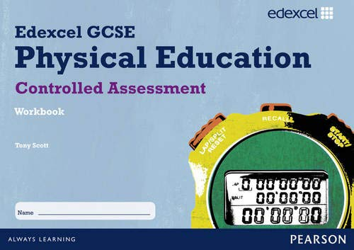 9781846906947: Edexcel GCSE PE Controlled Assessment Student Workbook