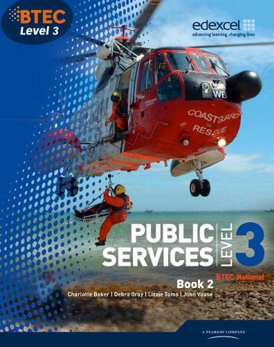 9781846907203: Public Services: Student Book (Btec Level 3 National Public Services 2.)