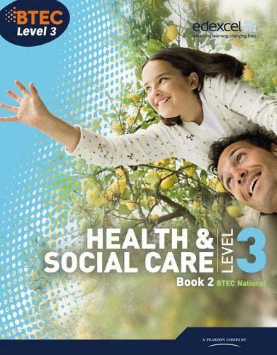 BTEC Level 3 National Health and Social: Snaith, Marjorie