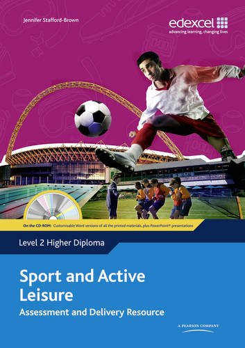 9781846907630: Level 2 Higher Diploma Sport and Active Leisure Assessment and Delivery Resource