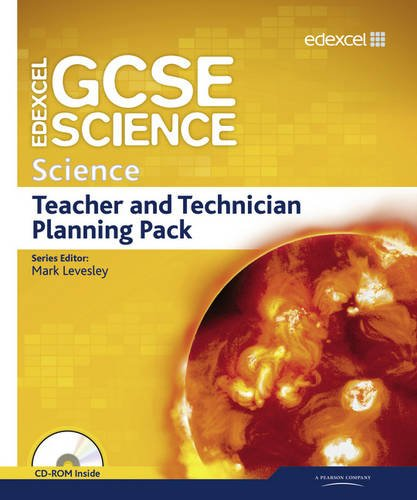 Edexcel GCSE Science: GCSE Science Teacher and Technician Planning Pack (Edexcel GCSE Science 2011) (1846908906) by Mark Levesley; Penny Johnson; Richard Grime; Miles Hudson; Susan Kearsey; Nigel Saunders; Sue Jenkin; Mary Jones; Carol Chapman