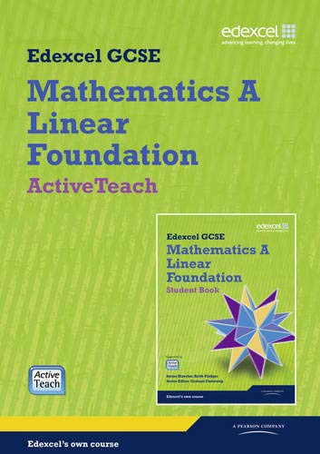 GCSE Maths Edexcel 2010: SPEC A Foundation Activeteach Pack: ActiveTeach (Mixed media product): ...