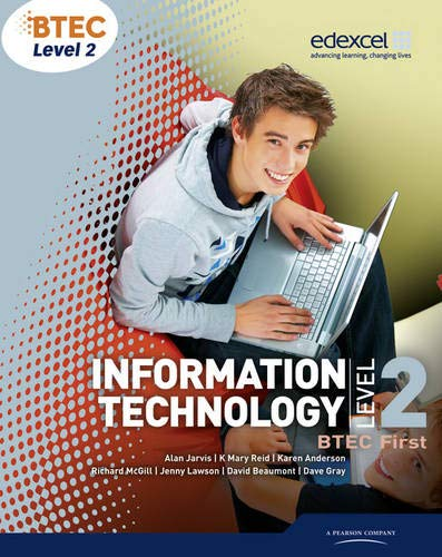 9781846909160: BTEC Level 2 First IT Student Book