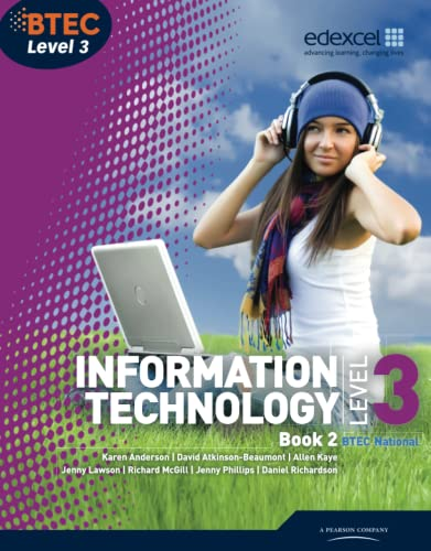 9781846909290: BTEC Level 3 National IT Student Book 2 (BTEC National for IT Practitioners)
