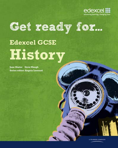 9781846909573: Get Ready for Edexcel GCSE History Student book