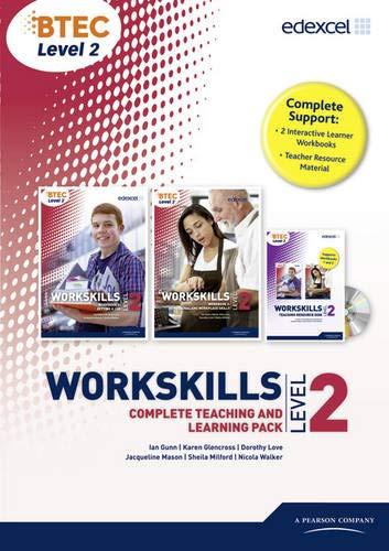 WorkSkills L2 Complete Teaching and Learning Pack: Ian Gunn, Karen Glencross, Dorothy Love