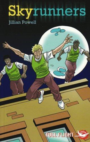 9781846911255: Skyrunners (Full Flight Fear and Fun)
