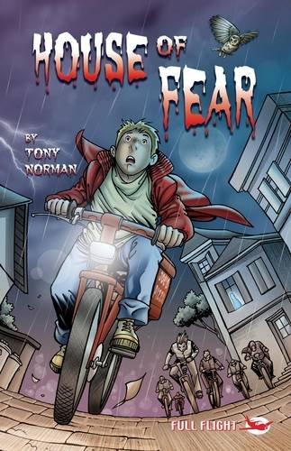 House of Fear (Full Flight with Attitude): Norman, Tony; Powell, Jillian