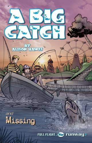 A Big Catch: Level 4 (Travellers): Hawes, Alison