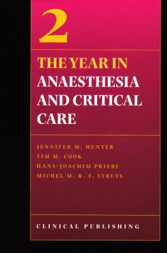 Anaesthesia and Critical Care: v. 2 (Paperback)