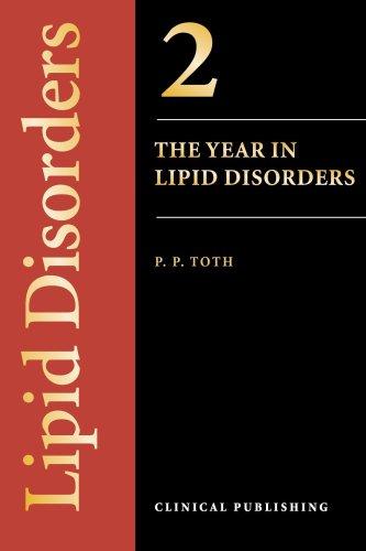 9781846920615: The Year in Lipid Disorders