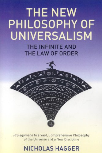 9781846941849: The New Philosophy of Universalism: The Infinite and the Law of Order