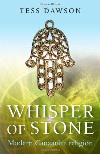 9781846941900: Whisper of Stone: Natib Qadish: Modern Canaanite Religion