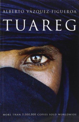 Tuareg: Alberto Vazquez-Figueroa