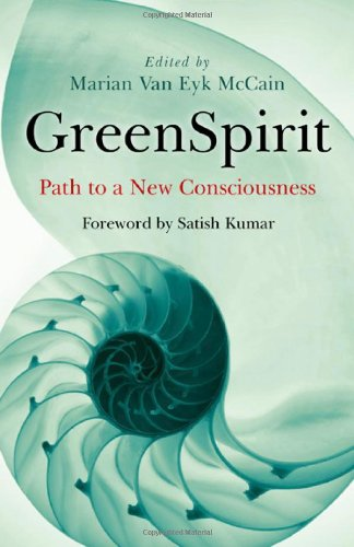 GreenSpirit: Path to a New Consciousness: McCain, Marian Van