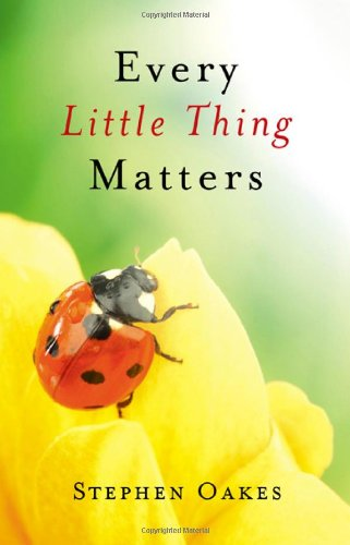 9781846944239: Every Little Thing Matters