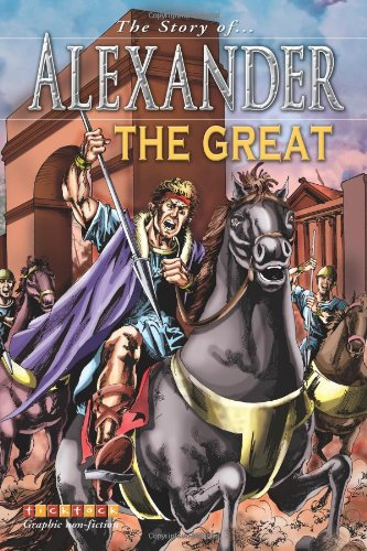 9781846960000: The Story Of Alexander The Great