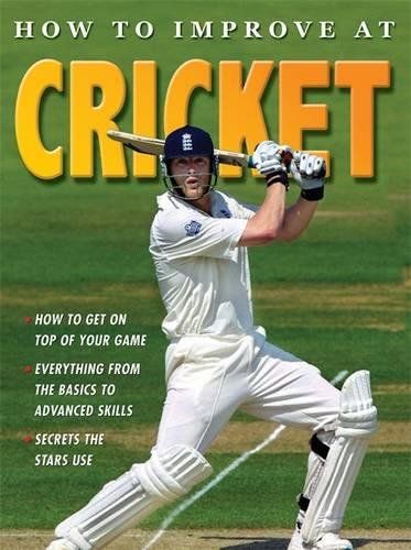 9781846960093: How to Improve at Cricket