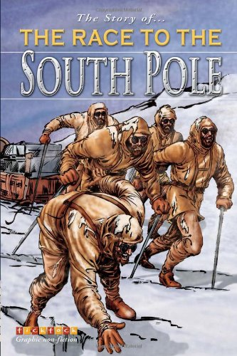 9781846960444: Race to the South Pole (Story of...)
